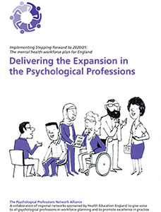 Delivering the Expansion in the Psychological Professions: A new report by the Psychological Professions Network