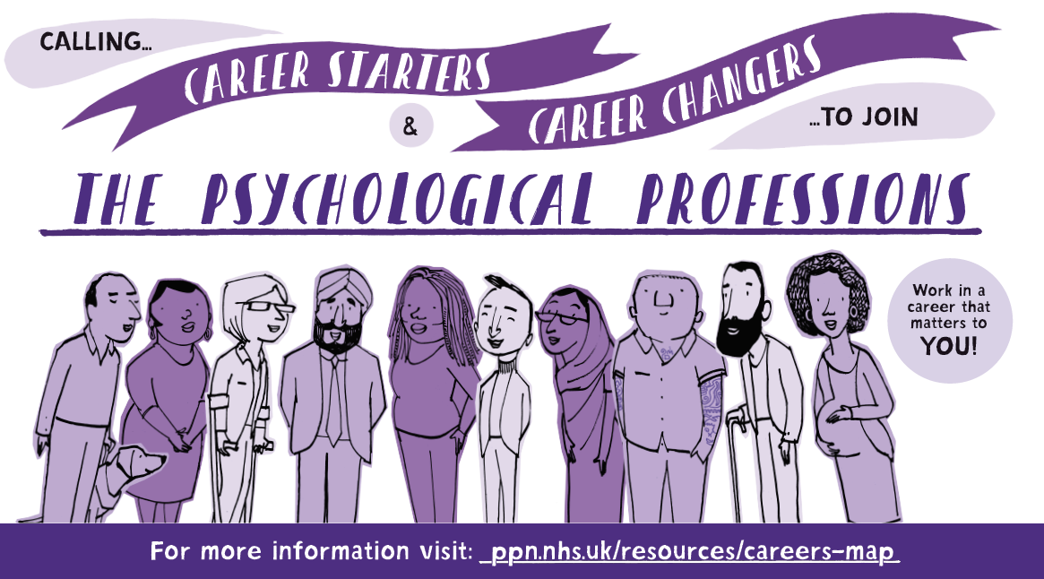 Join the Psychological Professions